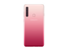 Galaxy A9_Back_Bubblegum Pink