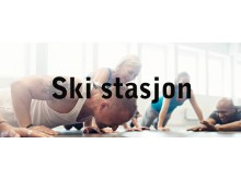 Ski stasjon
