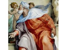 Michelangelo - mästerverk från Sixtinska kapellet