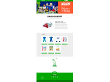 Sagolabbet - Designpaket Layout