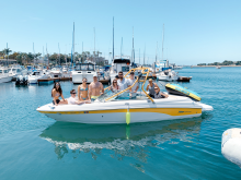 Hi-res image - YANMAR - YANMAR and GetMyBoat are partnering to provide the perfect solution for a staycation this year