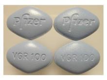 Falska och äkta Viagra tabletter