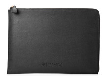 HP Spectre 13.3 Split Leather Sleeve, center front facing HP20160325903