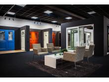 Ekstrands nya utställning - ytterdörrar & skjutfönster