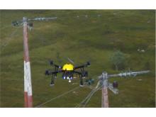 Powel og Hålogaland Kraft lanserer drone-tjenester i samarbeid med Microsoft