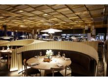 Restaurang Tak i Stockholm - en av de tävlande om Svenska Ljuspriset