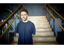 Antony Hamilton koreograferar för Skånes Dansteater