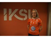 Sandra Svärd IKSU innebandy