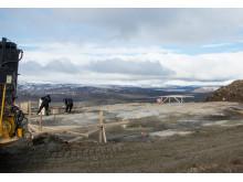 Byggnationerna av Hemavans nya topprestaurang är igång