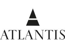 Bokförlaget Atlantis logga