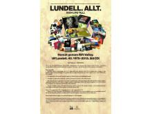 Ulf Lundell, samlingsbox, information