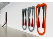 Installation view Soft Work, Bonniers Konsthall 2012 Photo Olle Kirchmeier