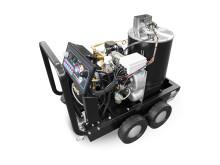 Astra Hybrid från Idromatic är alltigenom byggd för professionell rengöring.