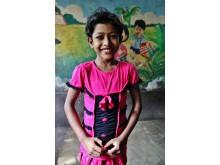 Roza får ny chans i barncenter i Bangladesh