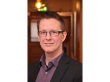 Mattias Bly, chef för kvalitets- och utvärderingskontoret i Linköpings kommun.