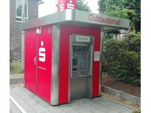 Geldautomat Neuenhausen (Front)