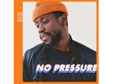 No Pressure cover