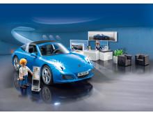 Ab sofort im Handel: Der Porsche 911 Targa 4S von PLAYMOBIL