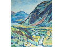 Telemark, 1917