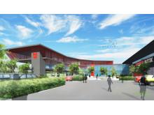 Würth bygger nytt HK i Örebro