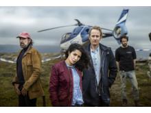 Midnattssol har premiär i SVT 23 oktober