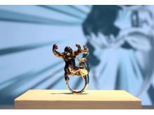 Lionel T Dean, TRex versus the Gorilla: The Quest for the Stone