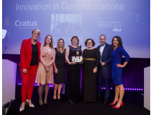 Council wins prestigious UK-wide Innovation in Communications award.