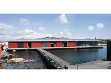 Nordiska Akvarellmuseet / Med ny utbyggnad