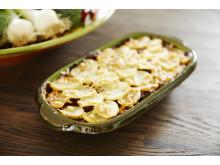 Tackgratäng med potatis