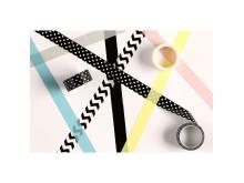 Washi-teip blandede farger, 14-pack, 59.90 NOK