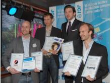 Vinnare TOYPSweden 2011