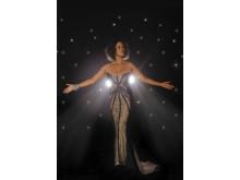 "Belinda Davids i hyllningskonserten ""The Greatest Love of All - Whitney Houston"
