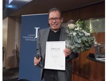 Stig Kerttu,  näringslivschef Övertorneå kommun