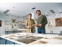 Norman Cornish Exhibition 1