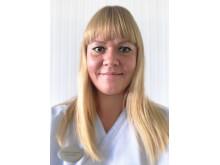 Annelie Forneheim, tandläkare på Praktikertjänsts mottagning Hörntanden i Örebro.