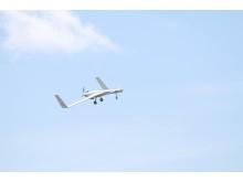 FX450 in flight II