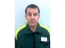 Lars Westman, avdelningschef för ambulansen i Uppsala, Heby och Knivsta kommun