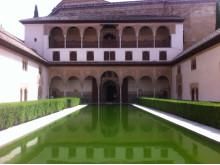 Alhambra, Granada, Spanien