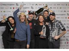Jury och vinnare av Årets Ölutvecklare 2016