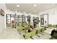 Danderyds sjukhus - akutentrén vid framtidens akut- och behandlingsbyggnad