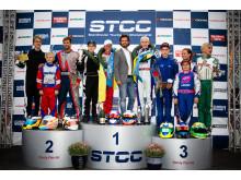 Prins Carl Philips Racing Pokal delades ut på Lidköpings Motorstadion