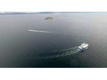 High res image - Kongsberg Maritime - Trondheimsfjord