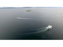High res image - Kongsberg Maritime - Trondheimsfjord