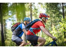 Biking Dalarna