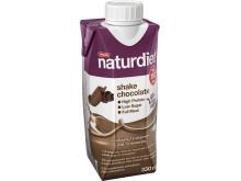 Naturdiet Chocolate shake - nu med mindre socker
