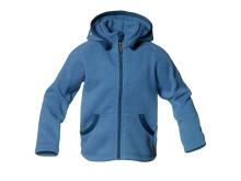 RIB Sweater Hood