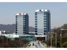 Hyundai hovedkontor Seoul