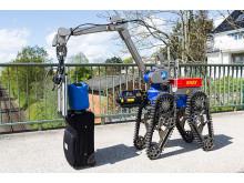 Xplus Security Robot
