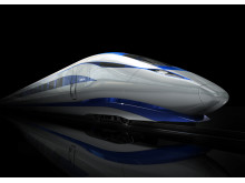 Hitachi Rail Europe to launch interior concepts for a British bullet train at Railtex