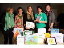 Studenter och lärare FRI ANVÄNDNING Foto: Högskolan Kristianstad
